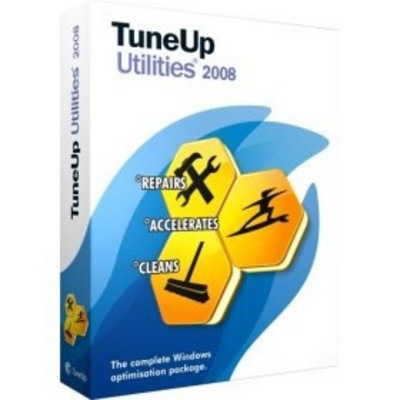 Product picture TuneUp Utilities 2008 -Full-
